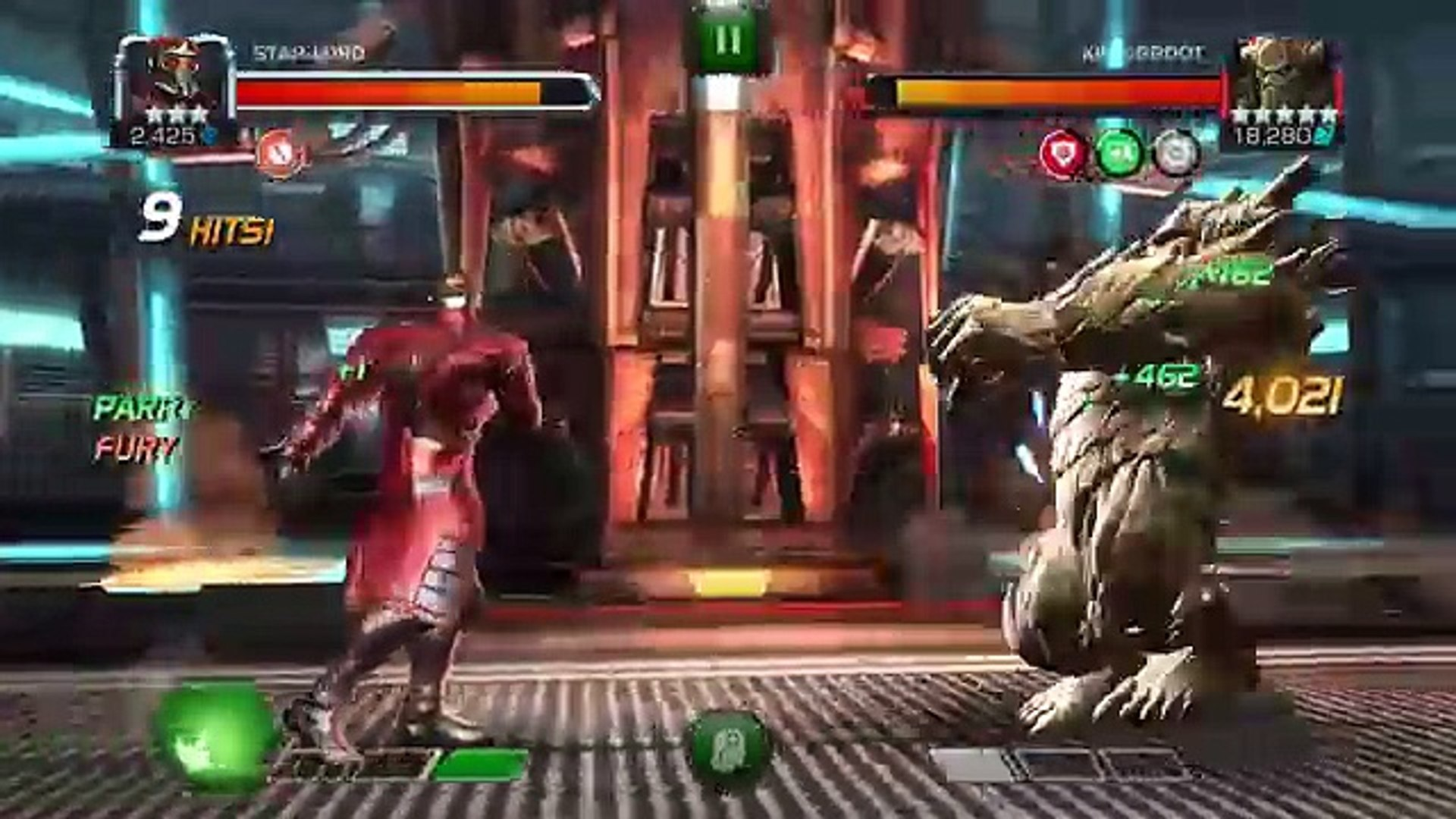 KING GROOT [Master Mode] Vs. 3 Star STAR LORD