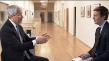 Jamie Dimon sits down with Jeff Glor: JP Morgan Chase CEO on Russia, China and 2020