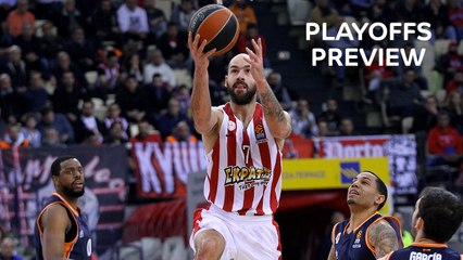 Playoffs Preview: Olympiacos Piraeus