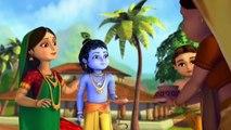 Yashomati Maiya Se bole Nandlala Animated Video song _ Children's Popular Hindi _HD