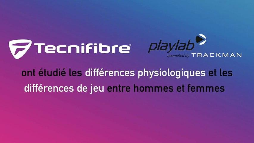 Tennis Test Matériel - On a testé pour vous la T-Rebound TEMPO de Tecnifibre, la 1ère gamme de raquettes exclusivement pour les Femmes