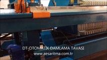 Filtre Pres Otomatik Damlama Tavası-Filter Press Automatic Drip Tray