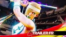 Street Fighter V Arcade Edition : FALKE trailer