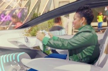 Toyota Concept-i Servicios de la Inteligencia Artificial