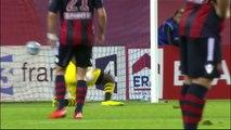 CDL  pas terminé GFC Ajaccio - EA Guingamp (2-2) (1 16 de finale) - Résumé - (GFCA - EAG)   2015-16 (match reporté)