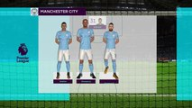FIFA 18 PC   Premier League   Manchester City vs Manchester  United   (Match Week 33)