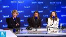 """Miou-Miou, Camille Cottin et Camille Chamoux, en pleine action avec la chorée du film """"Larguées"""""""