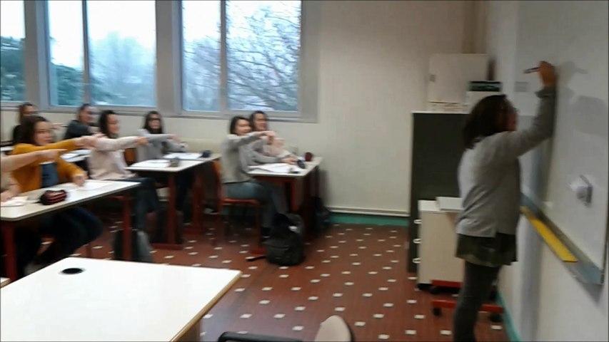 """Prix académique """"Non au harcèlement"""" : collège Frédéric Chopin - Aigurande"""