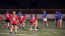 Football américain  la technique rusée d'une équipe féminine pour aller marquer un touchdown