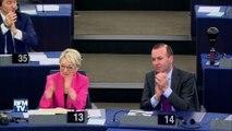 Le coup de gueule d'Emmanuel Macron contre les eurodéputés qui critiquent les frappes en Syrie