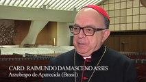 Entrevista al arzobispo de Aparecida (Brasil), el cardenal Raymundo Damasceno Assis