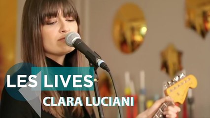 Clara Luciani - Live & Interview