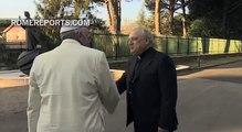 Agenda del Papa: Una semana de retiro espiritual junto a la Curia Romana