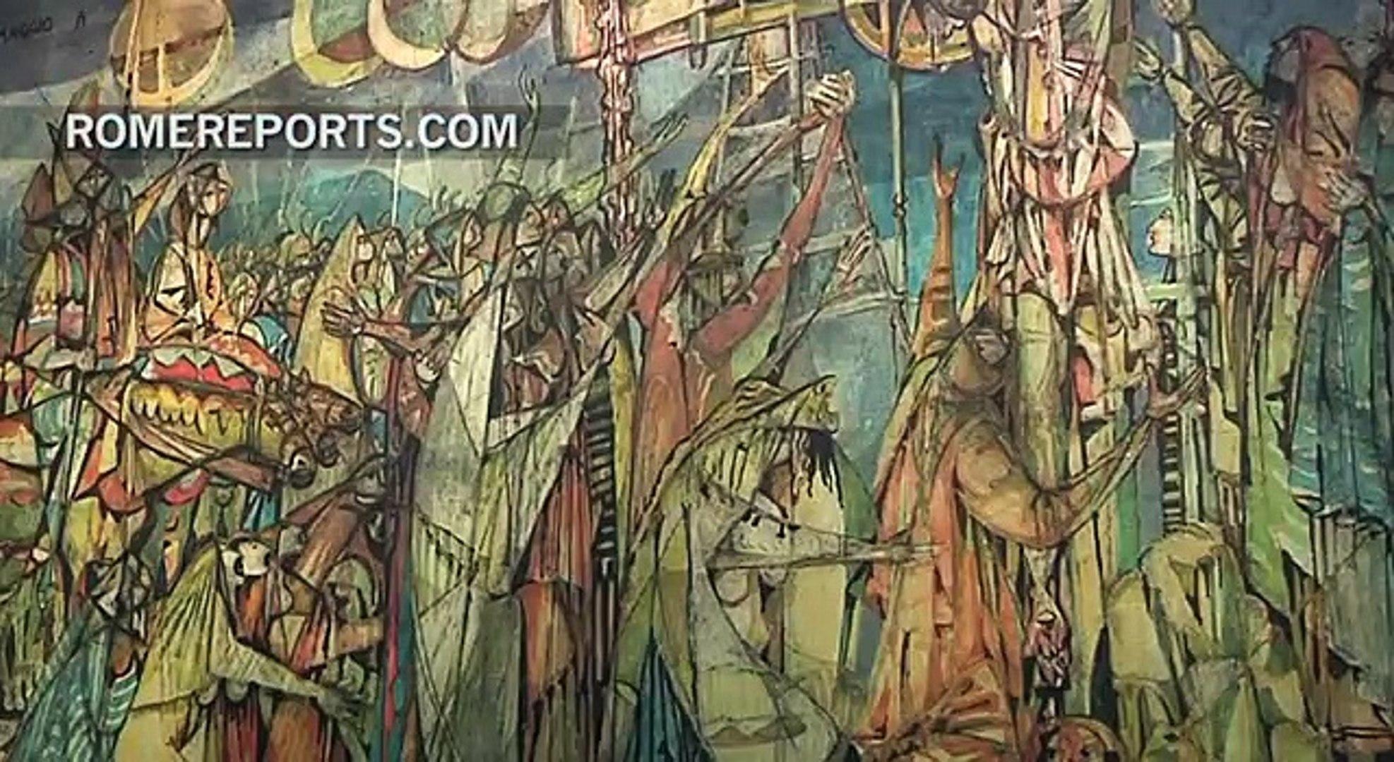 Museos Vaticanos abren una exposición sobre Pablo VI y los artistas