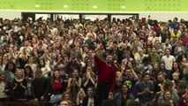 L'université de Nanterre vote la poursuite du blocage
