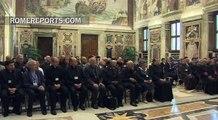 Papa Francisco: Los gitanos están entre los miembros más vulnerables de la sociedad
