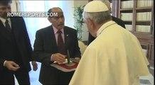 Francisco recibe la visita del Gobernador de Nueva Zelanda   Mundo   Rome Reports
