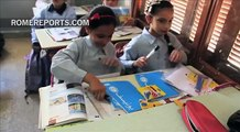 Scholas Occurrentes: el proyecto educativo del Papa que une educación, deporte y solidaridad
