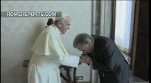 Representante de ACNUR agradece al Papa su apoyo a los refugiados