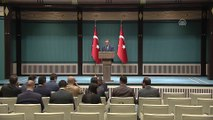 Bozdağ: 'Olağanüstü hal terör örgütlerine ve teröristlere karşı ilan edilmiştir' - ANKARA