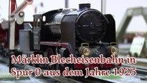 Blecheisenbahn Märklin in Spur 0 bei Ars Tecnica Modellbahn - Ein Video von Pennula für alle Freunde von Modellbahnen und Modelleisenbahnen