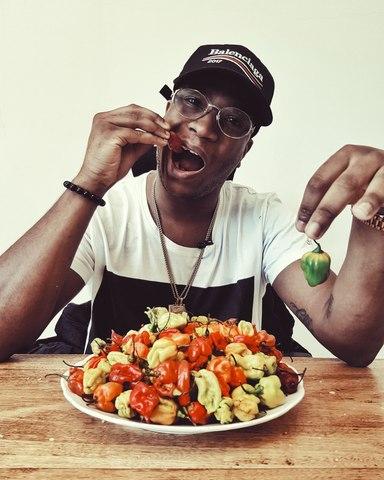 Teaser #ChaudTime : Amir Alli, le rappeur le plus chaud du Bénin ?