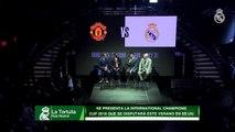 Manchester United, Juventus y Roma, rivales en la International Champions Cup 2018