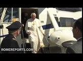 Benedicto XVI regresa al Vaticano tras unas breves vacaciones