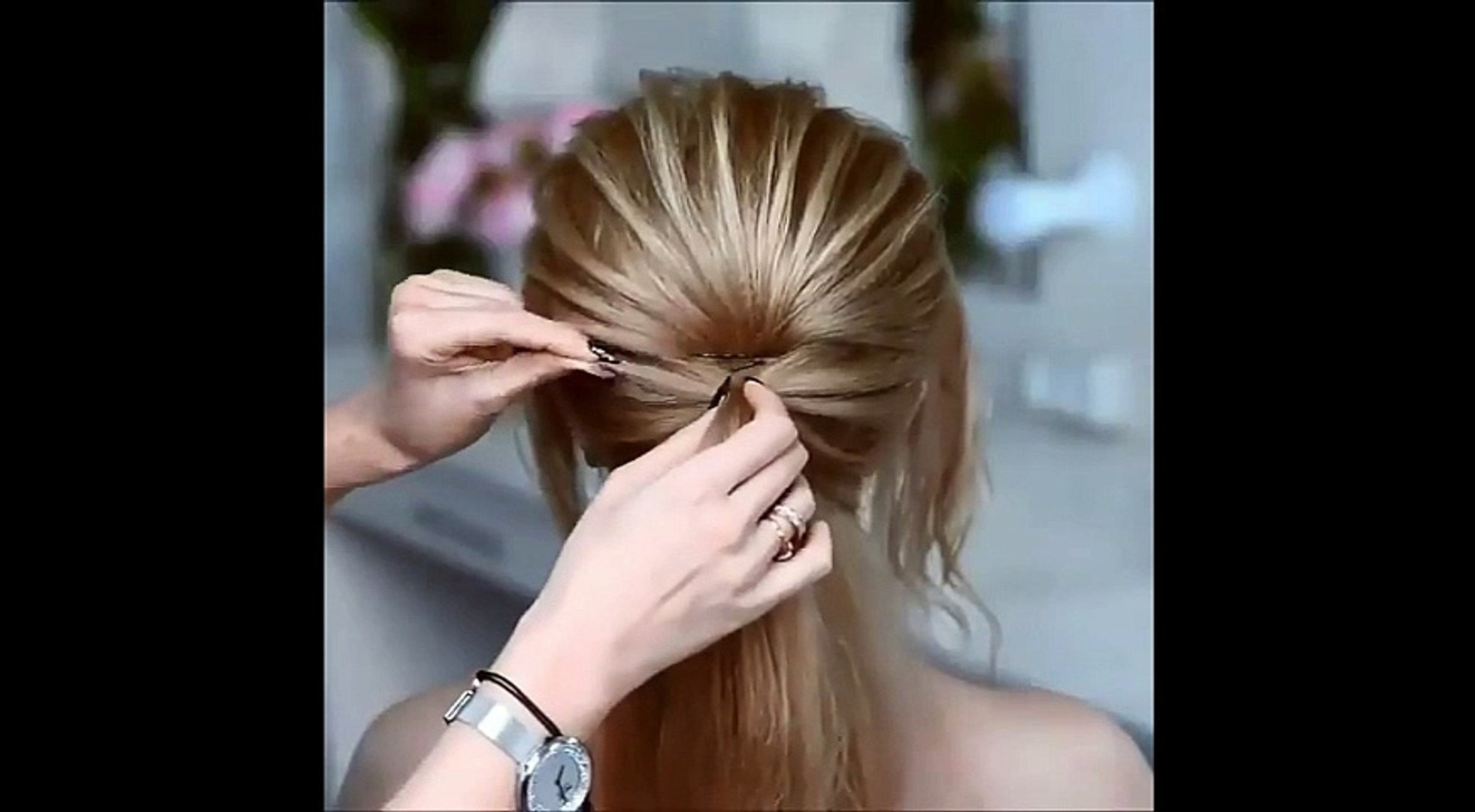 The Most Newest And Top Hairstyle Tutorials For This Week Download April 2018 فيديو Dailymotion