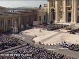 Manos Unidas celebra su 50 aniversario junto a Benedicto XVI