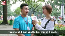 Chắc là nhiều bạn không biết, hôm nay là Quốc tế FA Đi vòng vòng nghe người ta kể chuyện bị crush phũ thôi…VJ: Nguyễn Việt Phương Thoa