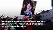 Conspiracy Theorist Alex Jones Sued by Sandy Hook Parents