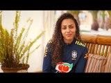 Seleção Brasileira Feminina: Rilany, a primeira convocação aos 27 anos