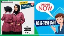 0812-7891-7560 | Agen Jaket Muslimah Siap Kirim Ke Sukarame Kota Palembang