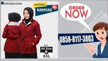 0858-8117-3883 | Agen Jaket Wanita Siap Kirim Ke Batujaya Kabupaten Karawang