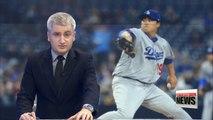 LA Dodgers' Ryu Hyun-jin captures his second consecutive win of season