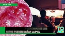 Estudio afirma que ventanas laterales de los autos podrían afectar ojos y piel de conductores