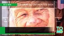 """Científicos crean """"segunda piel"""" que puede eliminar arrugas y curar enfermedades cutáneas"""