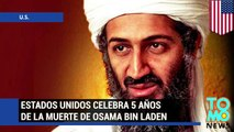 Estados Unidos celebra 5 años de la operación que dio de baja a Osama Bin Laden