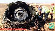 Rusia confirma que una bomba derribo el vuelo Metrojet 9268 mientras sobrevolaba Egipto