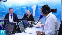 """Le retour de Marion Maréchal-Le Pen en politique ne poserait """"aucun problème"""" à Louis Alliot"""
