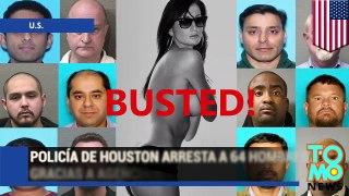 Policia de Houston crea una agencia de modelos falsa y arres
