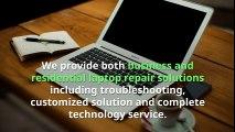 Reliable Laptop Repair Services in Dubai - VRS Technologies