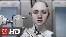 CGI 3D VFX Breakdown HD Making of Quantic Dream's Kara | CGMeetup
