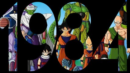 1984 : Le phénomène Dragon Ball