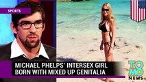 Taylor Lianne Chandler, la novia del campeón olímpico Michael Phelps nació con un pene