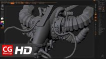 Zbrush Tutorial HD ZBrush 4R4 Insert Multi Mesh in Action | CGMeetup