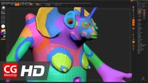 Zbrush Tutorial HD ZBrush 4R4 Mesh Fusion | CGMeetup