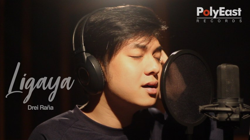 Ligaya - Drei Raña (Official Lyric Video)