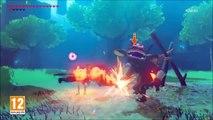 Zelda breath of the Wild - Trailer DLC 1, les Epreuves légendaires